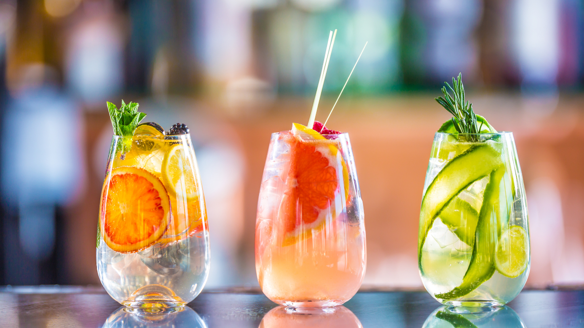 Online Gin and Tonics proeverij